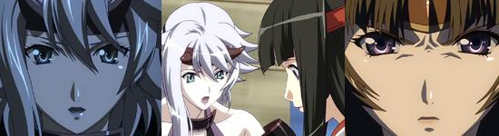 Shizuka and Tomoe