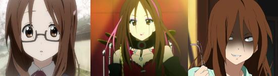 Sawako becomes hard rock girl