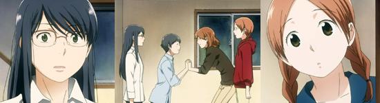 Fumi and Akira reunited