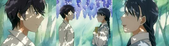 Yasuko and Fumi meet