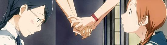 Akira consoles Fumi
