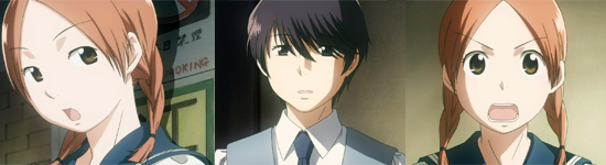 Akira berates Yasuko