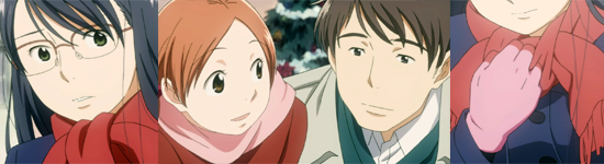 Fumi feels jealous seeing Kou with Akira
