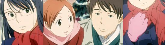Fumi feels jealous seeing Kou with Akira