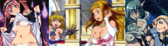 Queens Blade Heir To The Throne