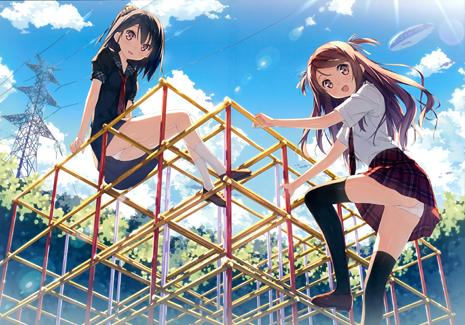 Kantoku Illustration Book Check in Summer